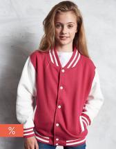 Kids` Varsity Jacket