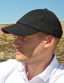 Heavy Brushed Cotton Cap